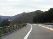 レンタカーで釜石に向う、意外と道は良い。