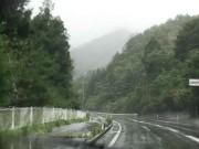 生憎の小雨模様の中、一路陸前高田へ